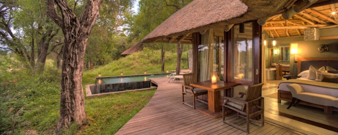 Best Lodges in the Kruger National Park - Leadwood