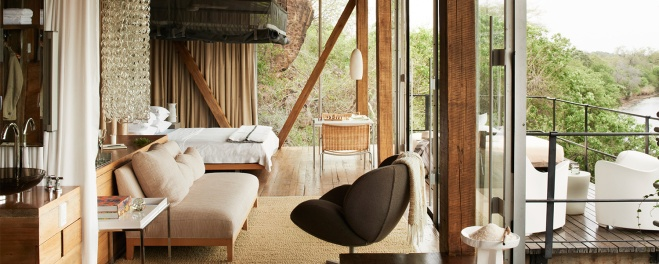 Best Lodges in the Kruger National Park - Lebombo