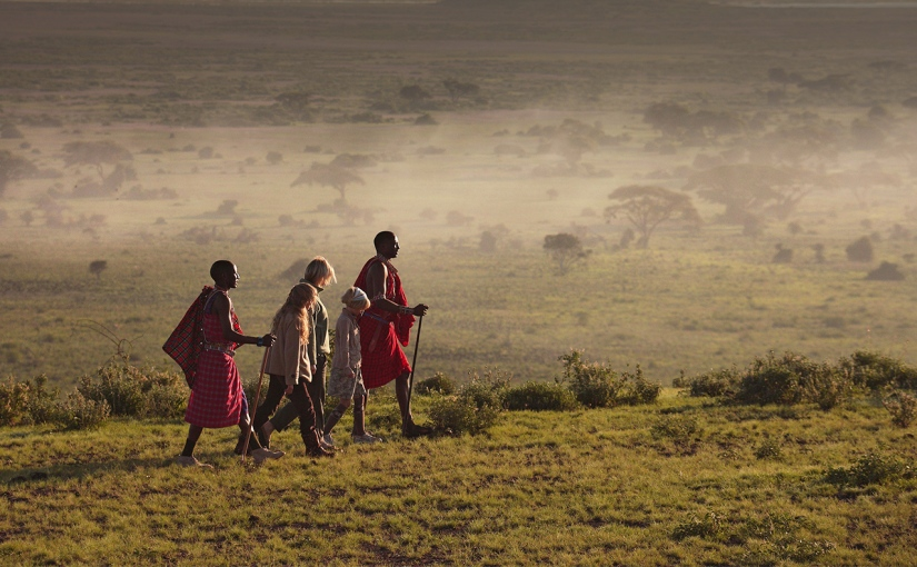 Southern vs East Africa for your first African adventure