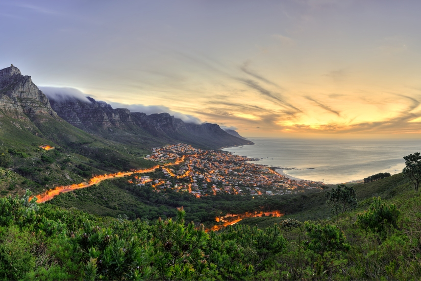 Cape Town's Golden Mile: Vacations in CapeTown