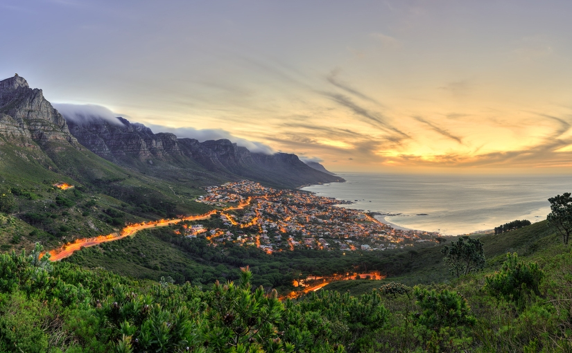Cape Town's Golden Mile: Vacations in Cape Town