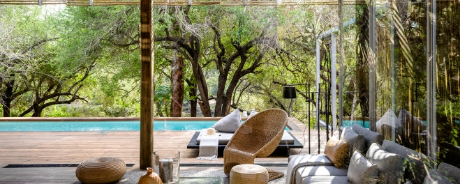 Robert Mark Safaris_Cape Town Singita_Pool Villa
