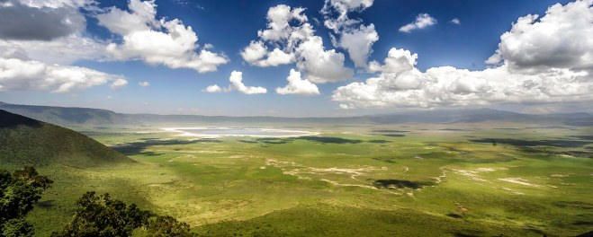 Robert Mark Safaris_View From Ngorongoro Crater