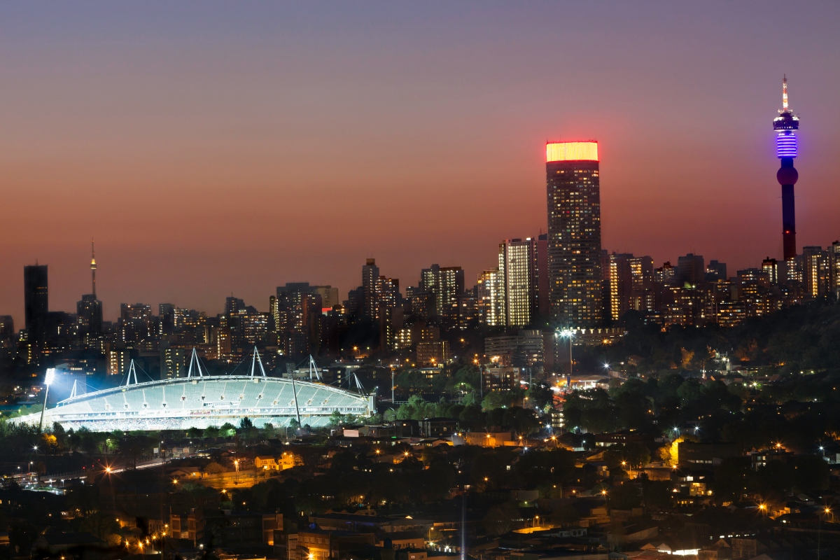 review of city johannesburg